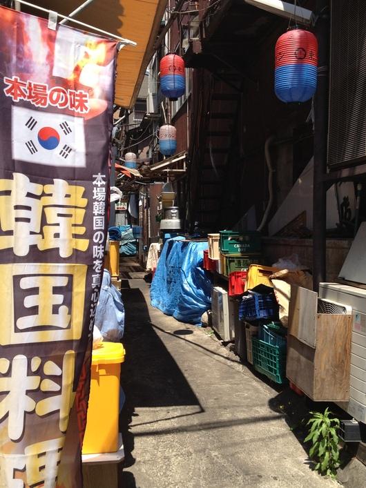 上野のコリアンタウンでランチ_b0060363_23522155.jpg
