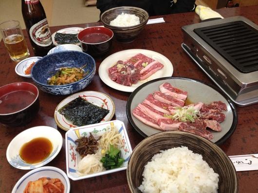 上野のコリアンタウンでランチ_b0060363_23563942.jpg