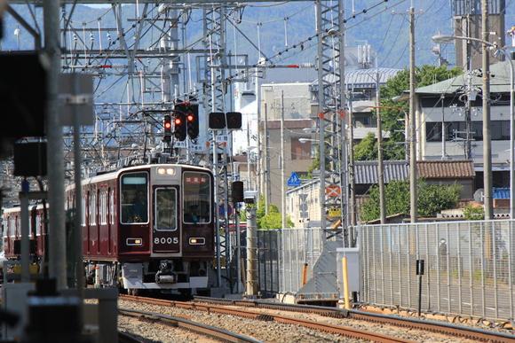 阪急8005F メンテ明け試運転_d0202264_21345695.jpg