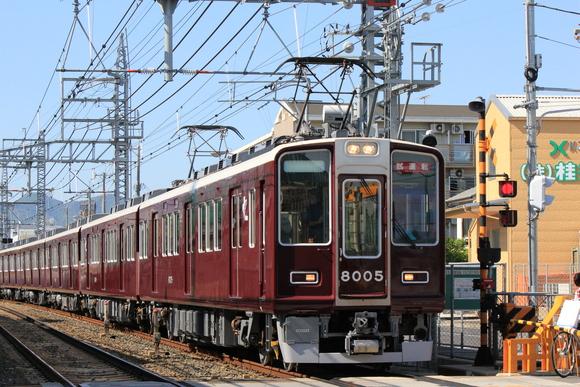 阪急8005F メンテ明け試運転_d0202264_2136651.jpg