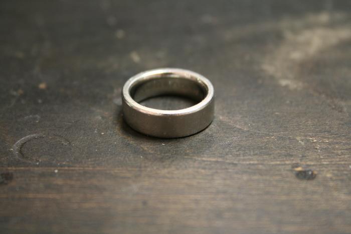 結婚指輪のリメイク_b0220167_23513555.jpg