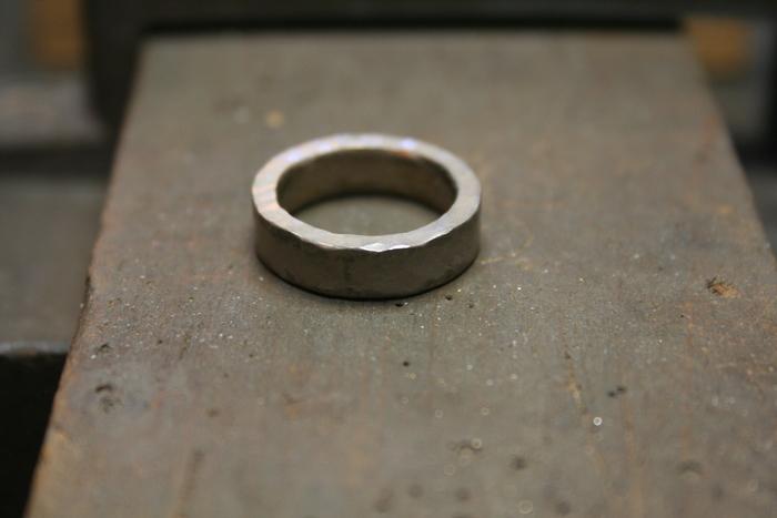 結婚指輪のリメイク_b0220167_23514876.jpg