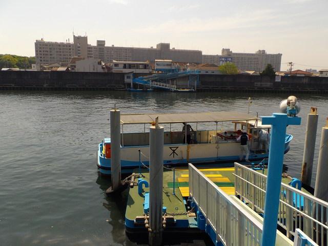 関西あの船この船~大阪市営落合上渡船~_c0001670_232913.jpg