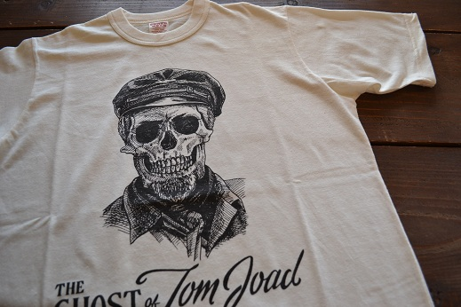 THE GHOST of Tom Joad & GO OUT WITH HARREY\'S COMET  _d0160378_19124157.jpg