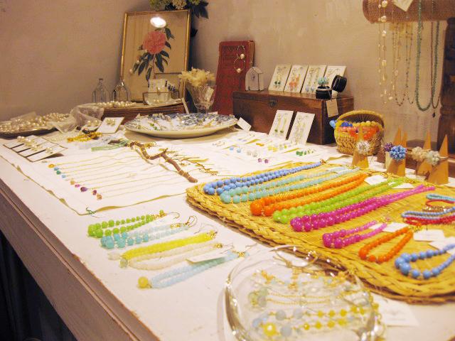 【~6/4】citronアクセサリー展 - plus keino glass - _b0184796_17535999.jpg