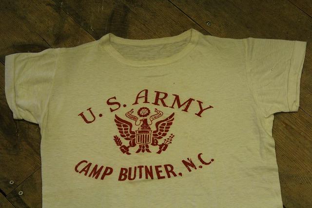 WWⅡ UA ARMY Tee_d0121303_15115676.jpg