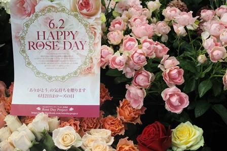 6月2日 Happy Roseday_d0227610_081172.jpg