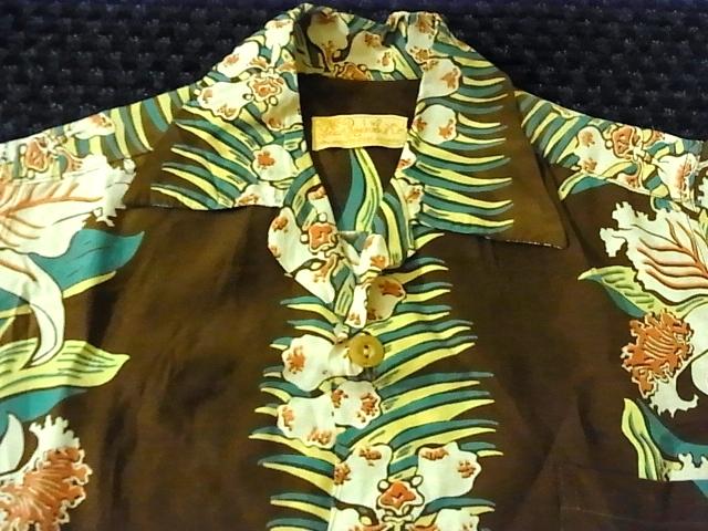 5/25(土)入荷!40-50'S Sears ハワイアンシャツ!_c0144020_1694696.jpg