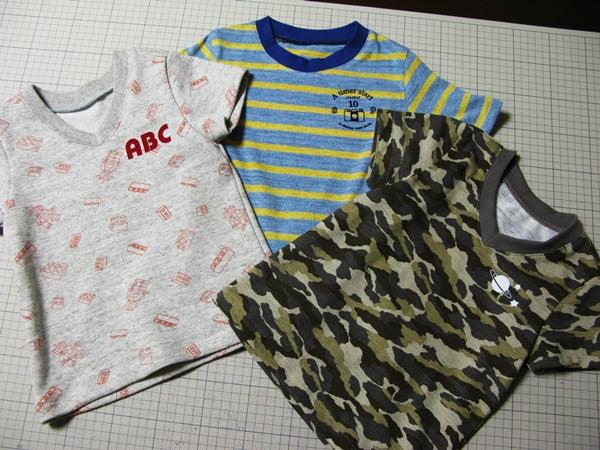 V首TシャツとキッズT_f0129726_22591430.jpg