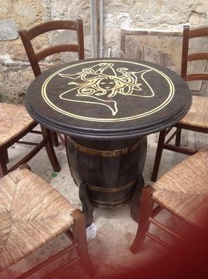 トリナクニアのテーブル バゥ_d0084229_1973897.jpg
