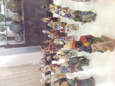 カルタジローネ陶器の博物館 バゥ_d0084229_21301473.jpg