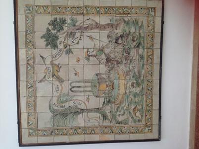 カルタジローネ陶器の博物館 バゥ_d0084229_2133474.jpg