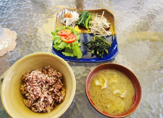 最近の生活☆玄米菜食ランチ_e0182138_20422865.jpg