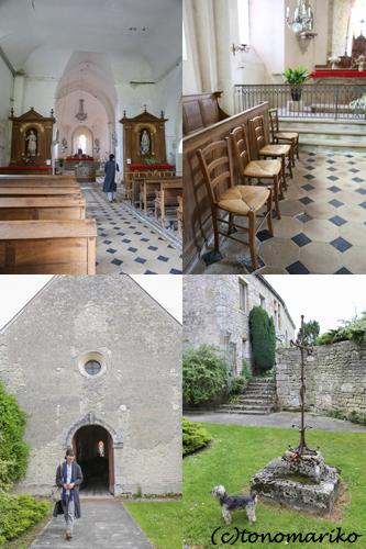 フランスで最も美しい村「Yèvre-le-Châtel」_c0024345_7564675.jpg