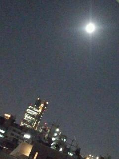 2013年5月25日 射手座の満月☆_f0008555_20305629.jpg