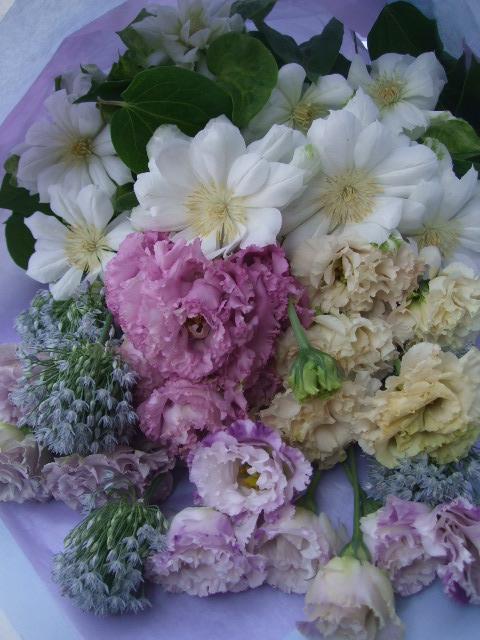オークリーフ(季節の花束)_f0049672_16252056.jpg