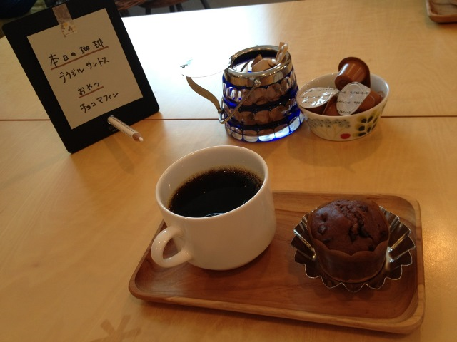本日の oneday cafe。_a0164280_2023382.jpg