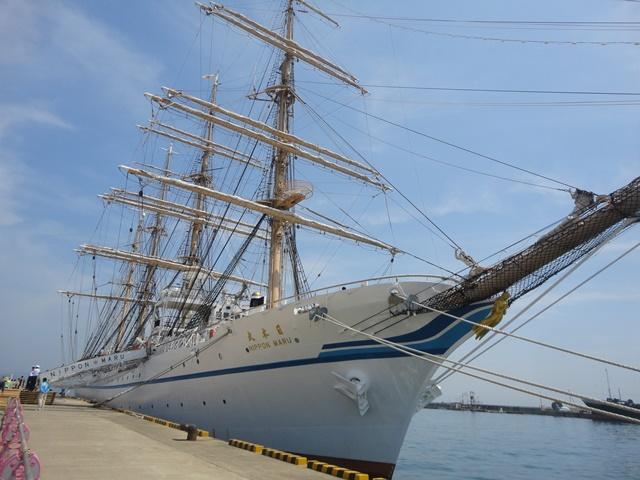 バリシップ2013・帆船『日本丸』一般公開/今治市 no1_f0231709_19512423.jpg