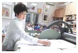 「麗」なる人/イベントから~Sumiko Okubo Exhibition in KYOTO_a0254818_16342518.jpg