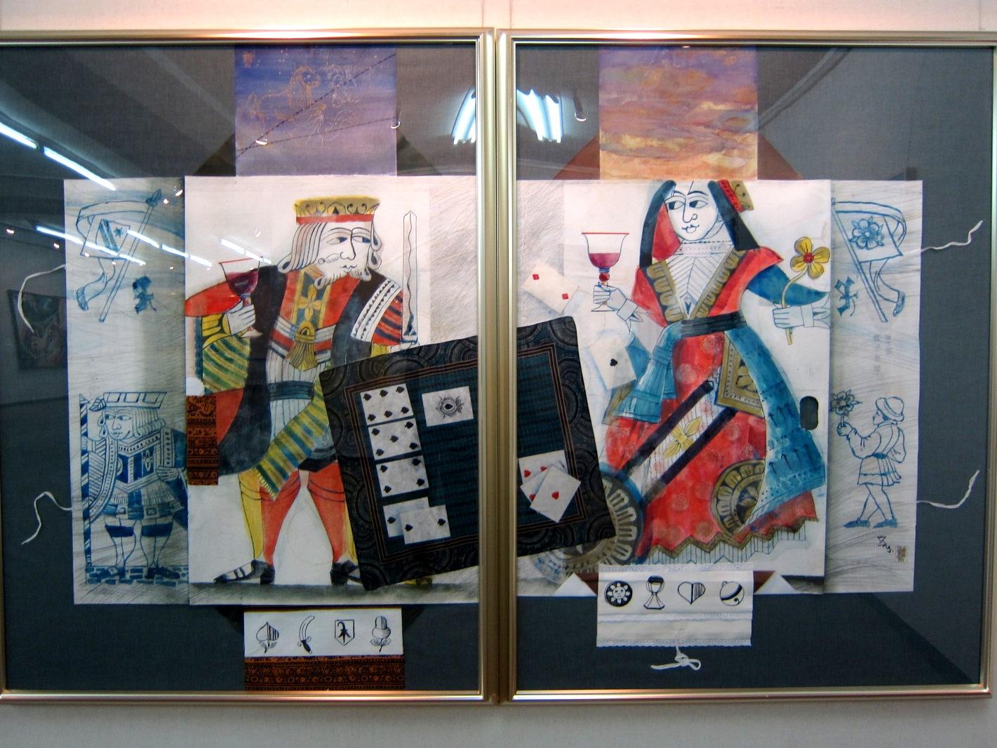 2072)②「北の日本画展 第28回」 時計台 終了5月20日(月)~5月25日(土)_f0126829_22294784.jpg