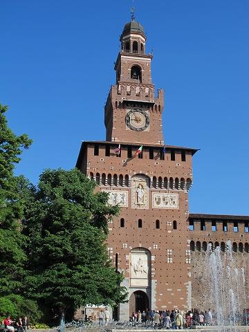ミラノ~ヴェローナ~ヴェネチアへ_c0077531_22421880.jpg