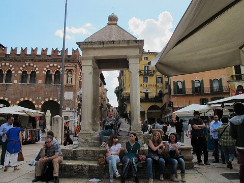 ミラノ~ヴェローナ~ヴェネチアへ_c0077531_23152865.jpg