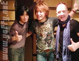 EnglishできないMan in Studio SLINKY_e0115242_8352353.jpg