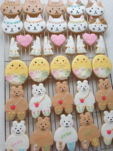 ヒヨコちゃんのクッキー、再び・・_a0274443_19324174.jpg