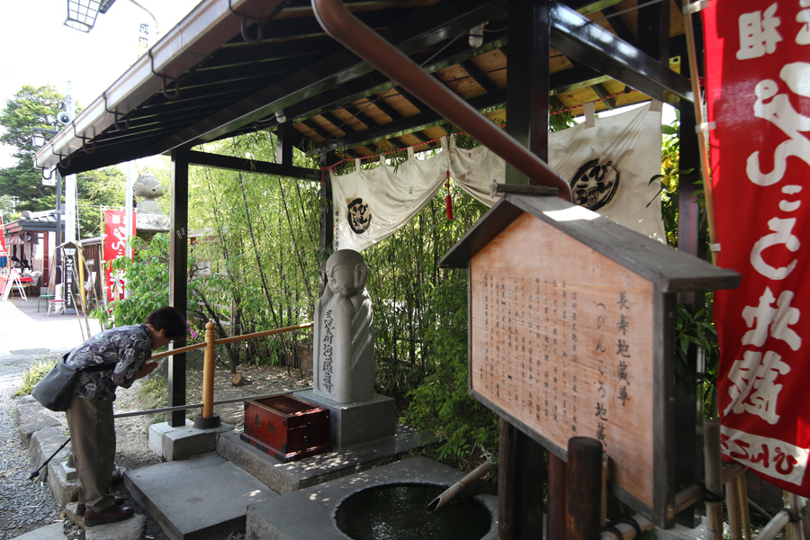 【Nagano Snapshot】 佐久4 ぴんころ地蔵_c0035245_2425714.jpg