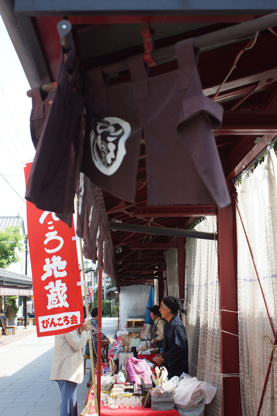 【Nagano Snapshot】 佐久4 ぴんころ地蔵_c0035245_251580.jpg