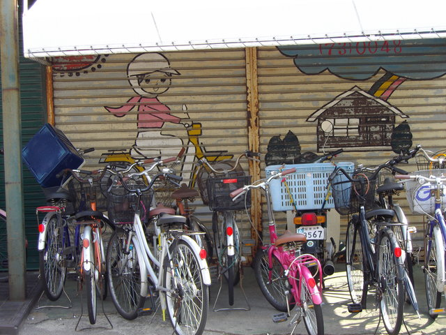 自転車置き場ではないところの風景_c0001670_6592319.jpg
