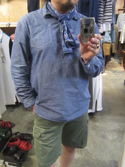 GTA ・・・ 大人のCARGO SHORT PANTS 好評です!★!_d0152280_2136377.jpg