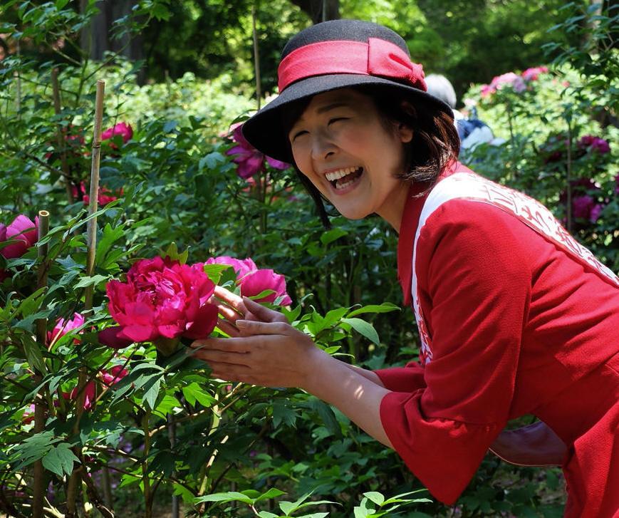 福島県須賀川市 「牡丹園」 モデル撮影会_d0106628_14522880.jpg