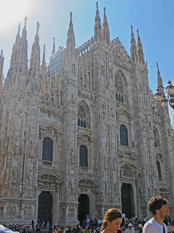 ミラノ~ヴェローナ~ヴェネチアへ_c0077531_063100.jpg