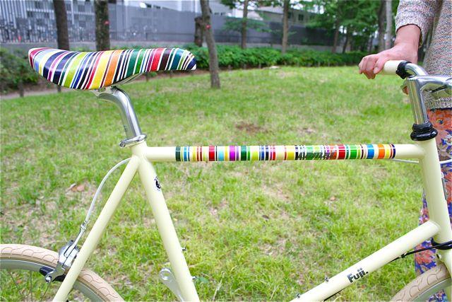 FUJI COMET fuji コメット ミニベロ 女子 フジ_b0212032_21252967.jpg