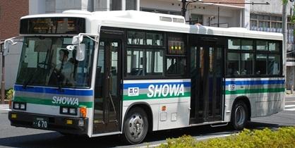 昭和自動車 いすゞKC-LR333J +IBUS _e0030537_23475978.jpg