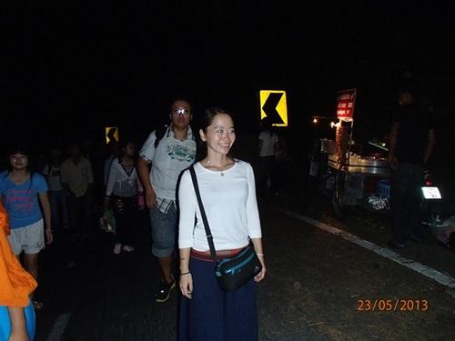 ドーイステープ山を徹夜で歩くイベント_e0182138_20384937.jpg