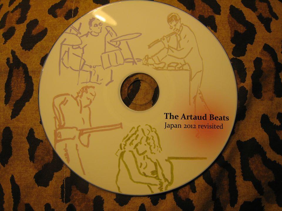 アルトー・ビーツ \'Japan 2012 revisited\' 2012日本ツアー総集編CDR_c0129545_2214234.jpg