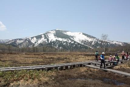 尾瀬と山ガール♪_a0150951_20264656.jpg