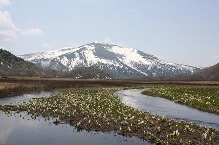 尾瀬と山ガール♪_a0150951_2027359.jpg