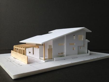 ~機能的な家事を楽しむ~★空間の変化を楽しむ家★の模型をホームページに記載しました_d0082356_18541962.jpg