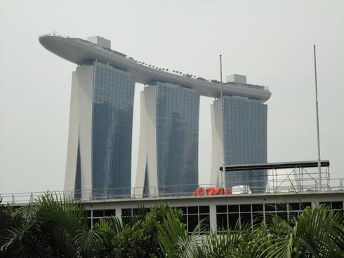 大好き♪シンガポール旅行 その4 マンダリンオリエンタルシンガポール プール_f0054260_871411.jpg