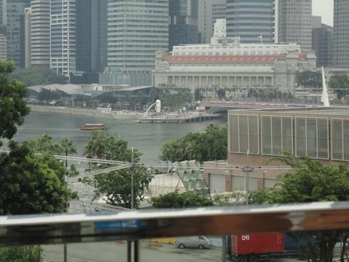 大好き♪シンガポール旅行 その4 マンダリンオリエンタルシンガポール プール_f0054260_875264.jpg