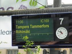 Finland タンペレへ_e0195766_19444131.jpg