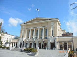 Finland タンペレへ_e0195766_19464198.jpg