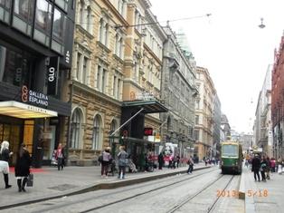 Finland マーケット広場で魚のフライとカフェ・アアルト_e0195766_527335.jpg