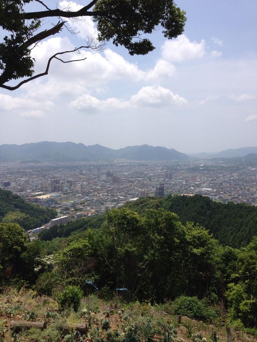鴻ノ峰登山_c0150273_21371020.jpg