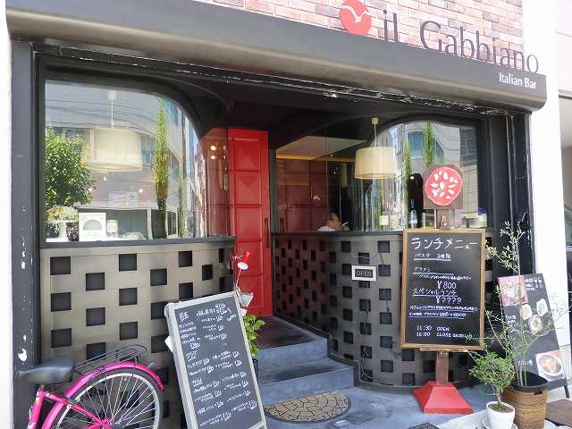 iL Gabbiano(イル・ガッビアーノ)  東三国 _c0118393_10521242.jpg