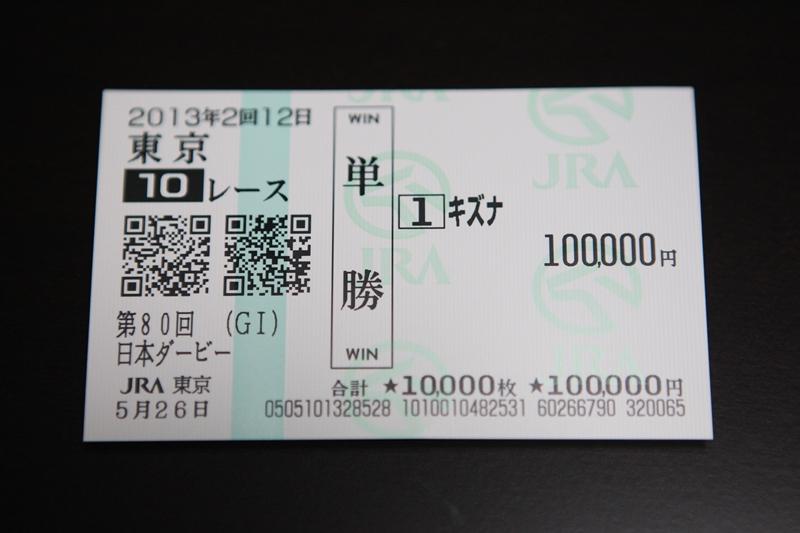 2013年5月26日 日本ダービー_f0204898_23583551.jpg