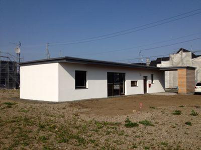 今日27日の午後 小室さんの「RCフラット北信濃」を見学する_e0054299_1942921.jpg